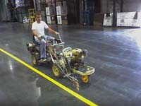 Striping a Warehouse